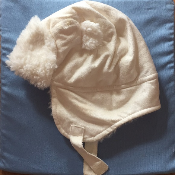 e97b00871 Old Navy Baby girl Quilted Winter Trapper Hat.